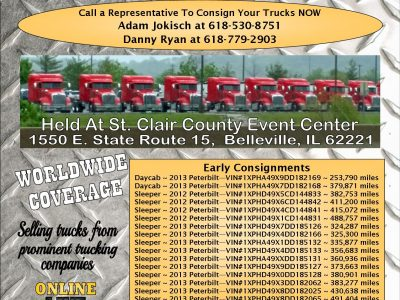 Truck Auction Flier1